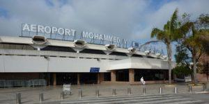 aeroport mohamed v 5 casablanca