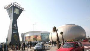 centre commercial mall de casablanca